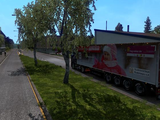 #truckingforhospiz