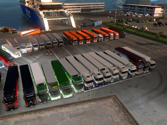 3 Jahre Trucker Schmiede