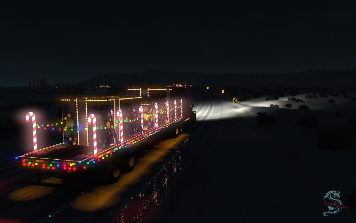 Weihnachtsabschlusskonvoi 2020